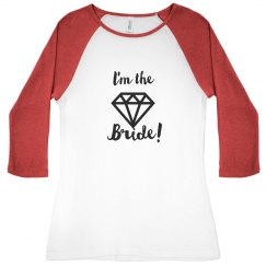 I'm the Bride Diamond Tee