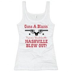 Blazin' Guns In Nashville