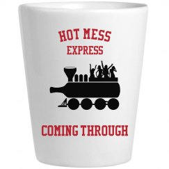 Hot Mess Express Shot