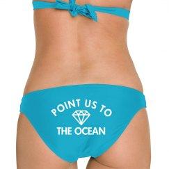 Ocean Bachelorette Bikini