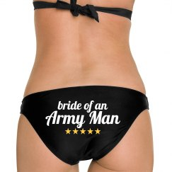 Army Bride Swimsuit