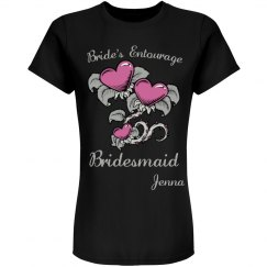 Bridesmaid Entourage Tee