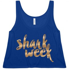 Shiny Shark Week