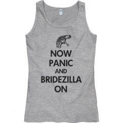 Bridezilla Keep Calm