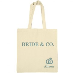 Bride & Co. Tote