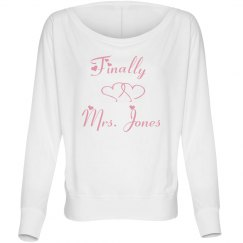 Mrs. Jones Diamond Ring