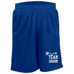 Team Groom Shorts