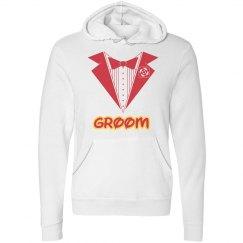 Groom Hoodies Sweatshirt