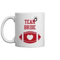 Team Bride Pants
