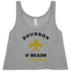 Bourbon & Beads Mardi Gras Bachelorette