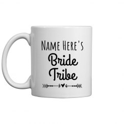 Coffee Lovers Bride Tribe Gift