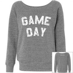 Wranglers Game Day Grey