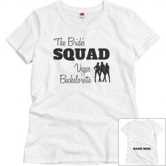 Vegas Bride's Squad