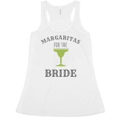 Margaritas For The Bride Tank