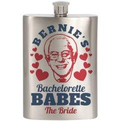 Bernie's Babes Bride Swig
