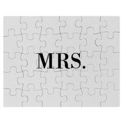 30 Piece Rectangle Cardboard Jigsaw Puzzle