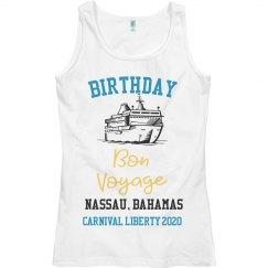 Birthday Bon Voyage