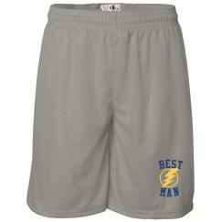 Best Man Shorts