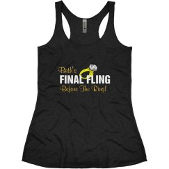 Final Fling Bachelorette