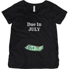 July Dinosaur
