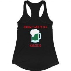 Green Beer Bachelorette