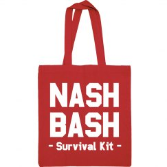 Nash Bash Survival Kit Tote