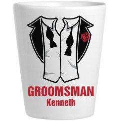 Team Groom Groomsman