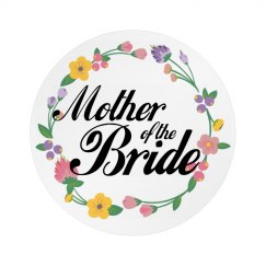 Mother Of The Bride Flower Ring