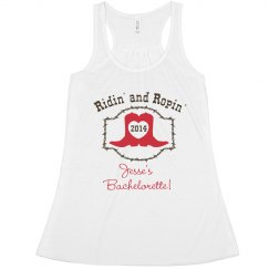 Ridin' And Ropin' Tank