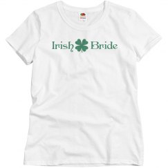Inexpensive Irish Bride Tee