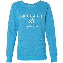 Custom Bride And Company Diamond