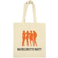 Bachelorette Party Tote