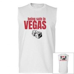 Vegas Bachelor Lie on Back