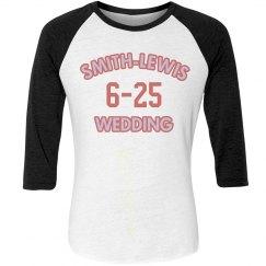 Smith-Lewis Wedding