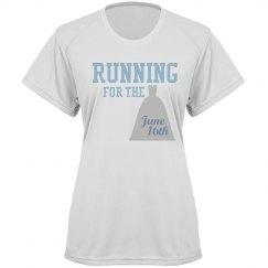 Running For The Dress