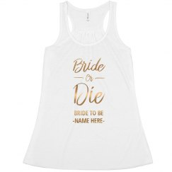 Bride Or Die Bachelorette