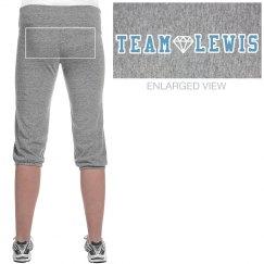 Team Lewis White Diamond