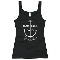 Team Bride Anchor Tank