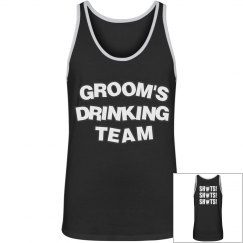 Bachelor Party - Drinking Team