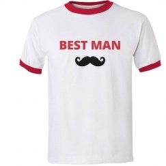 Best Man Mustache
