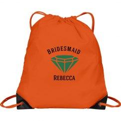 Bridesmaid Drawstring Bag