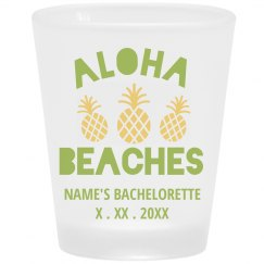 Cute Pineapples Aloha Beaches