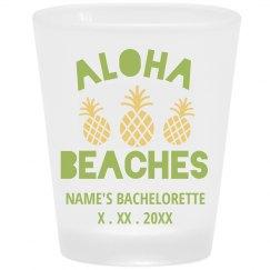 Cute Pineapples Aloha Beaches