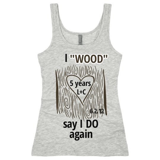 5 year- wood