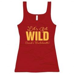 Harry's Wild Bachelorette