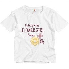 Perfect Pick Flower Girl
