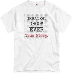 Greatest Groom Ever