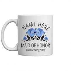 Custom Maid Of Honor Proposal Mug