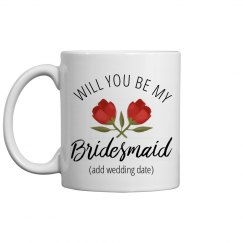 Custom Bridesmaid Script Proposal