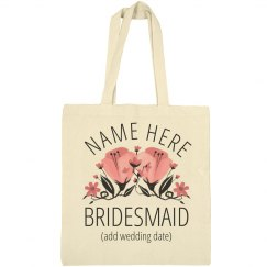Bridesmaid Proposal Custom Tote